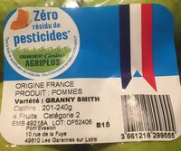 Pomme - Ingredientes - fr