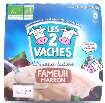 Fameuh Marron - Product