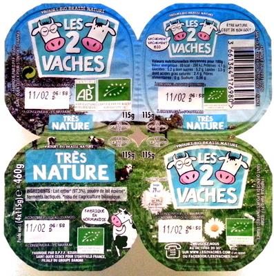 yaourt nature - Product - fr