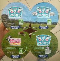 Yaourt myrtille sauvage - Product