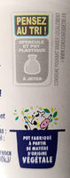 Yaourt saveur myrtille sauvage - Recycling instructions and/or packaging information - fr