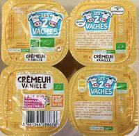 Cremeuh vanille - Produit - fr