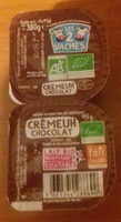 LES 2 VACHES CREMEUH CHOCOLAT 95X4 - Product - fr