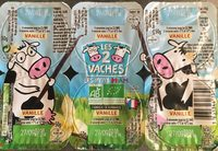 Les p'tits miam vanille - Product