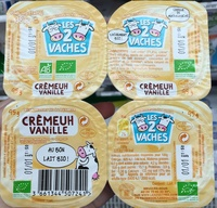 Crèmeuh Vanille - Product