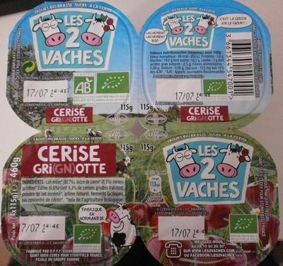Cerise Gri(gn)otte - Product - fr