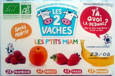 Les P'tits Miam - Produit - fr