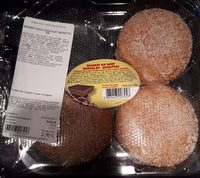 Beignet choco noisette - Produit