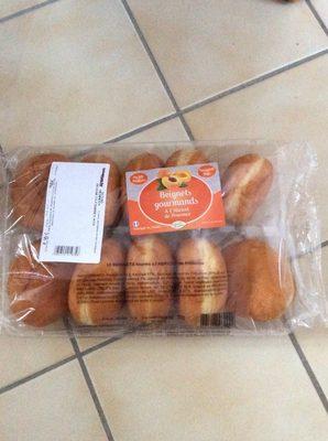 Beignets gourmands a l'abricot de Provence - Product