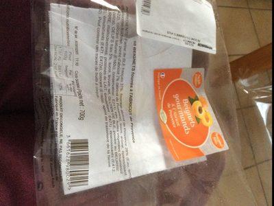 Beignets gourmands a l'abricot de Provence - Ingredients