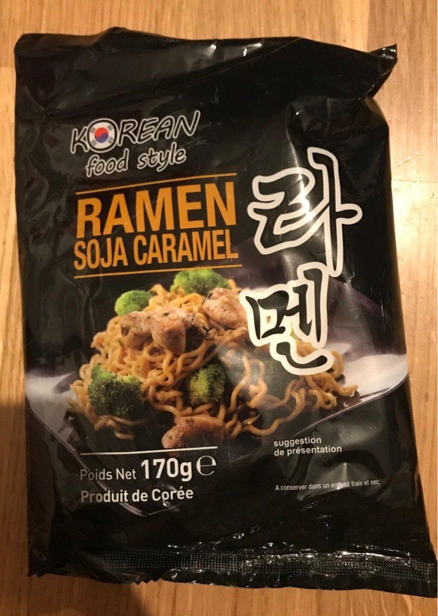 Ramen soja caramel - Product