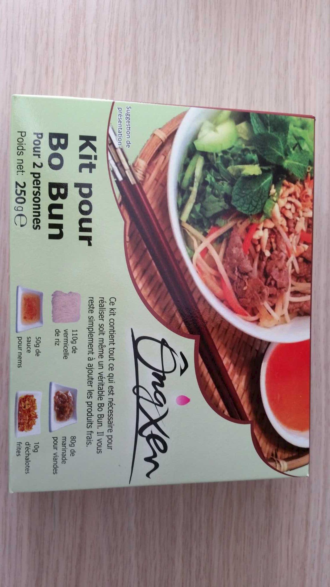 Kit pour bo bun - Product