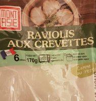 Ravioli aux crevettes - Product - fr