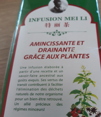 Infusion Mie Li - Product - fr