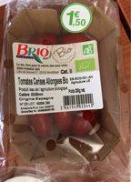 Tomates cerises allongees bio - Produit - fr