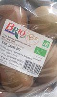 Kiwi jaune bio - Produit