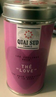 "Thé ""Love"" - Product - fr"