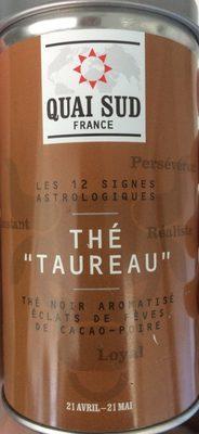 """Thé """"Taureau"""" - Produit"""