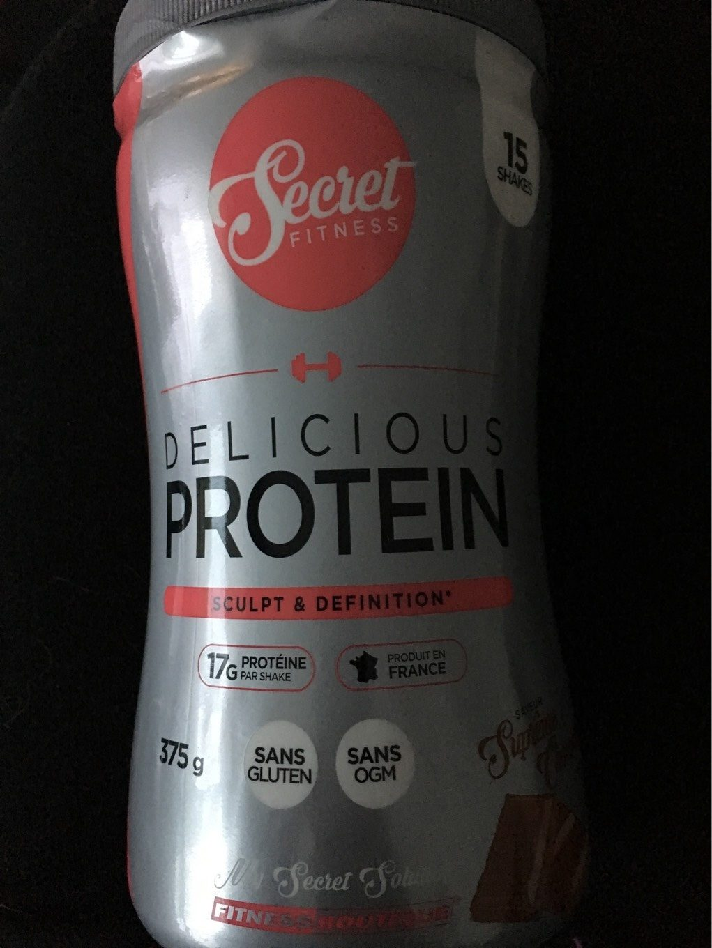 Delicious protein - Product
