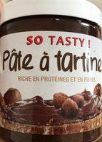 Pâte à Tartiner - Produit