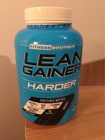 Lean gainer harder - Produit