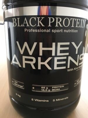 Whey arkens - Product - fr