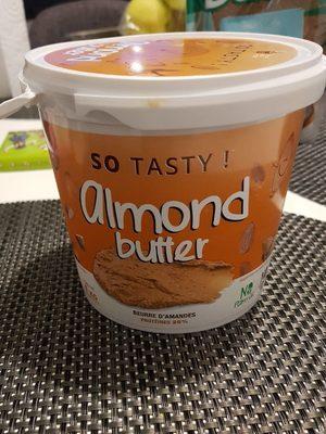 Almond Butter - 1