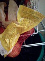Oignons jaune - Produit