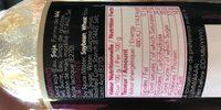 Sauce yakitori - Ingrédients - fr