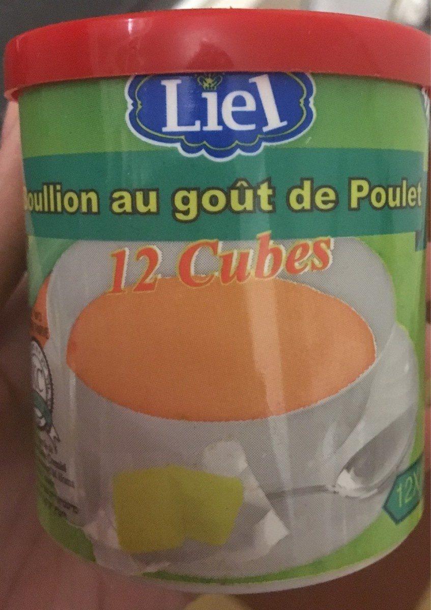 Bouillon au gout poulet - Produit - fr