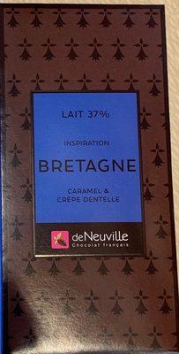 Lait 37% Inspiration Bretagne - Product