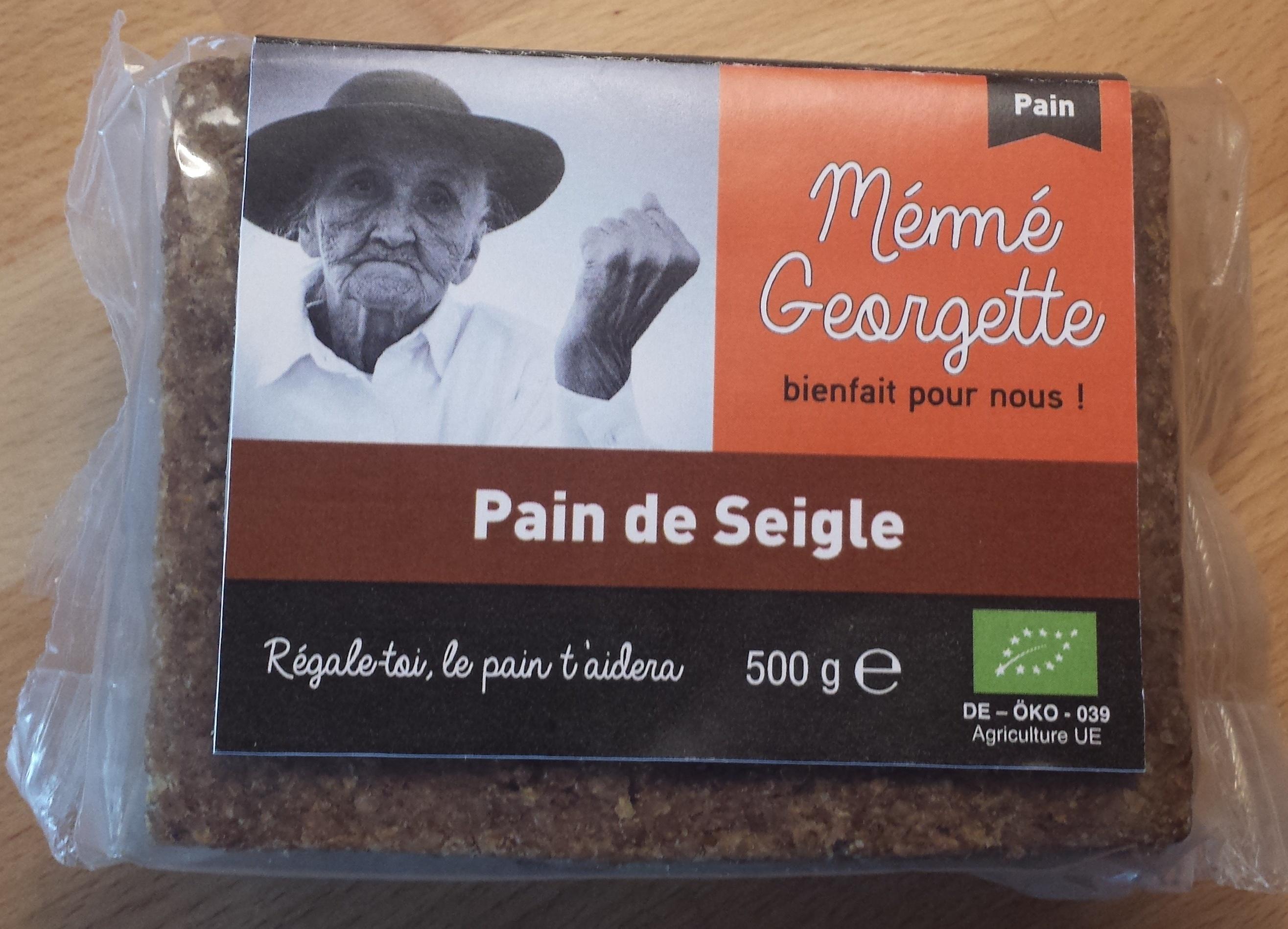 Pain de Seigle - Produit - fr