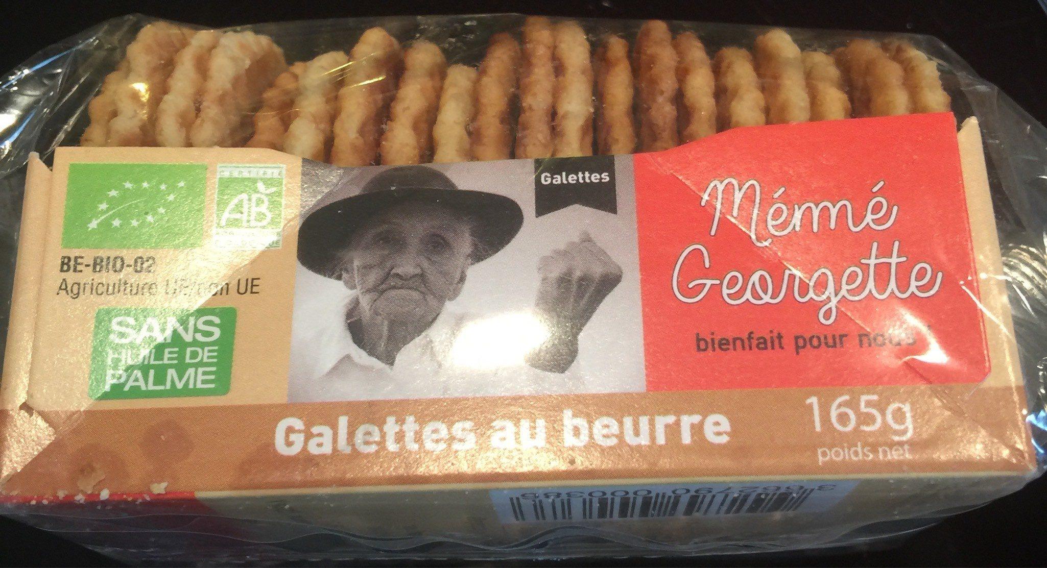 Galettes au Beurre - Product - fr