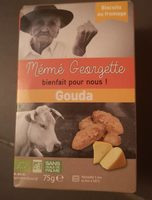 Biscuit au fromage (gouda) - Produit