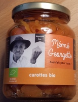 Carottes bio - Product - fr