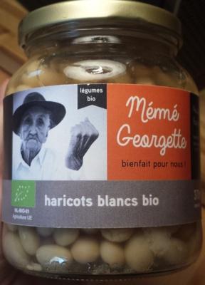 Haricots blancs bio - Product - fr