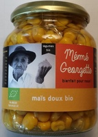 Maïs doux bio - Product - fr
