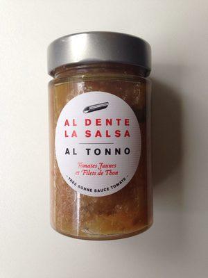 Sauce Al Tonno - Produit