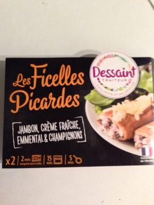 Les Ficelles Picardes - Product - fr