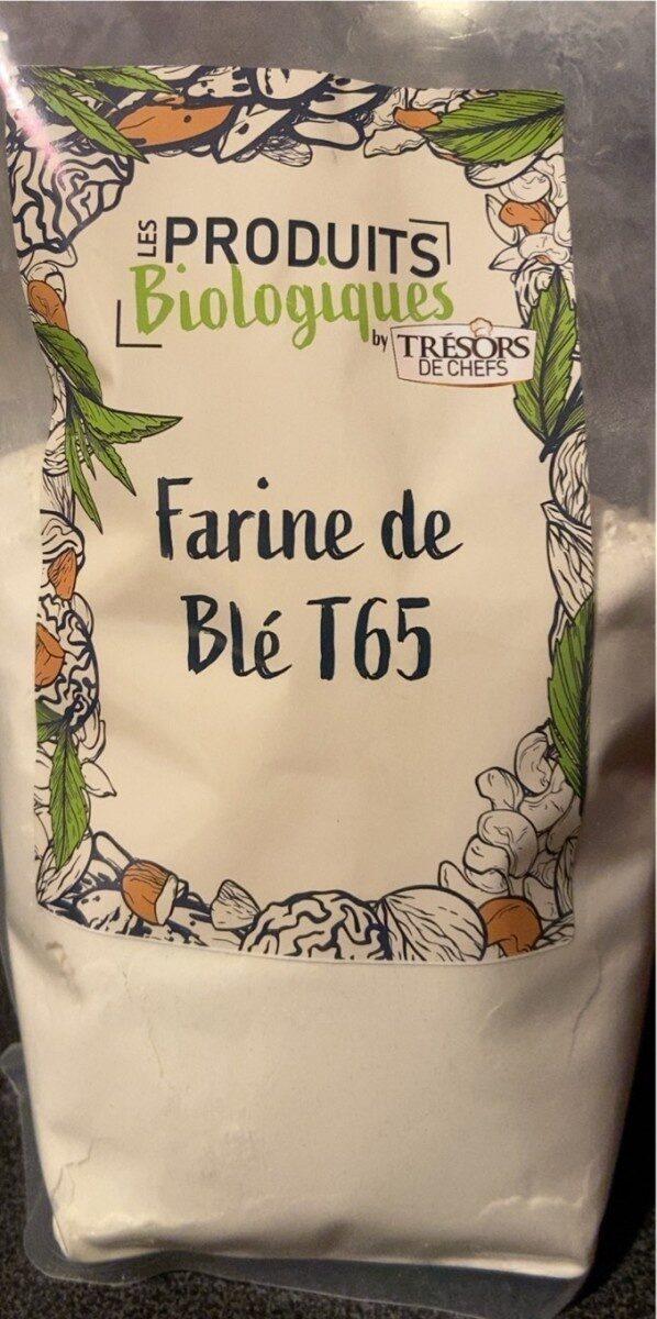 Farine de blé t65 bio - Produit - fr
