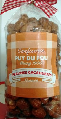 Pralines Cacahuètes - Product - fr