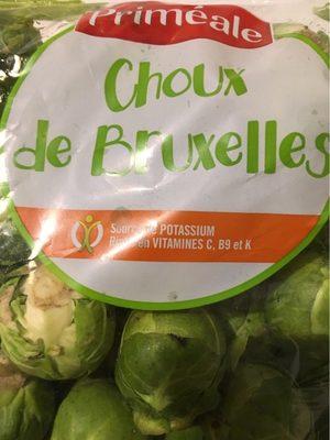 Choux bruxelles - Product - fr