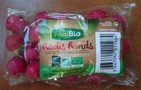 Radis rond - Ingrediënten