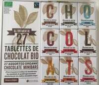 Assortiment de chocolat - Produit - fr