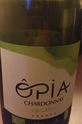 ôpia - Chardonnay - Product