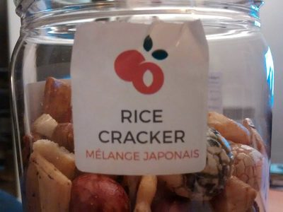 Rice Cracker - Mélange Japonais - Product