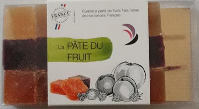 La pâte du fruit - Produit