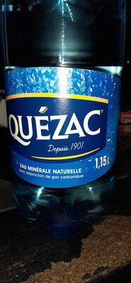 Eau minérale gazeuse - Produkt - fr