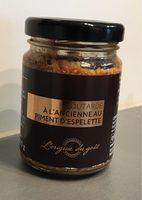 Moutarde a l'ancienne - piment d'espelette - Product