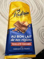 Feuilleté caramel - Product